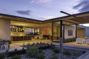 Project by 180 Degrees Design + Build